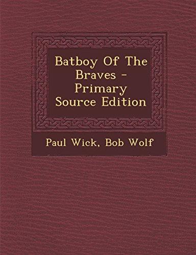 9781294360780: Batboy Of The Braves
