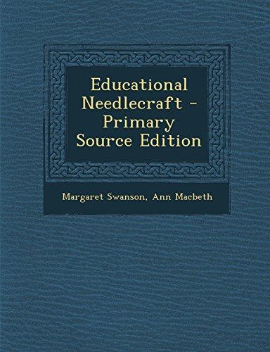 9781294453956: Educational Needlecraft
