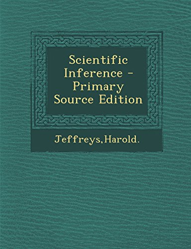 9781294462811: Scientific Inference