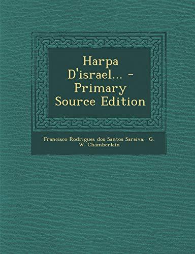 Harpa D Israel. (Paperback)
