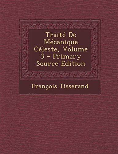 9781294526032: Traité De Mécanique Céleste, Volume 3