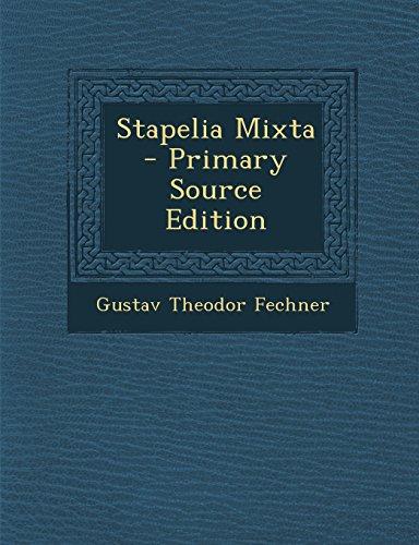 9781294528791: Stapelia Mixta (German Edition)
