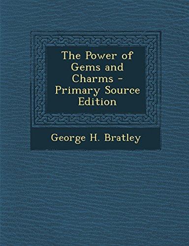 9781294530060: The Power of Gems and Charms