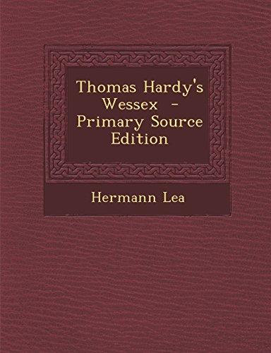 9781294590361: Thomas Hardy's Wessex