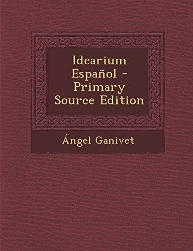 9781294607380: Idearium Español (Spanish Edition)