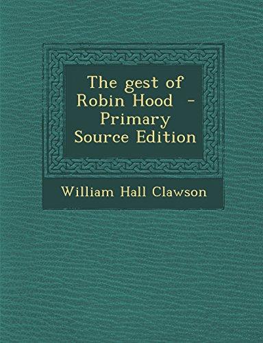 9781294626824: The gest of Robin Hood