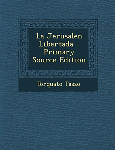 9781294630449: La Jerusalen Libertada