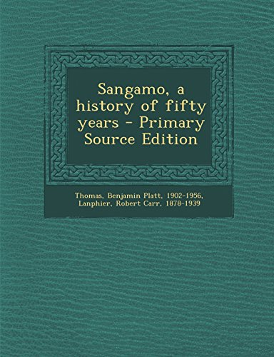 9781294661573: Sangamo, a history of fifty years