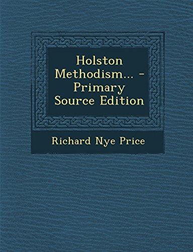 9781294674726: Holston Methodism... - Primary Source Edition