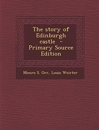 9781294750963: The story of Edinburgh castle