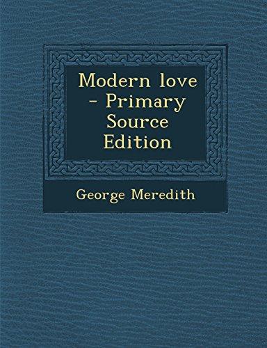 9781294805694: Modern love