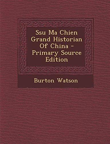 9781294811473: Ssu Ma Chien Grand Historian Of China