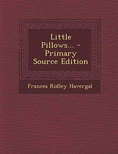 9781294813927: Little Pillows...