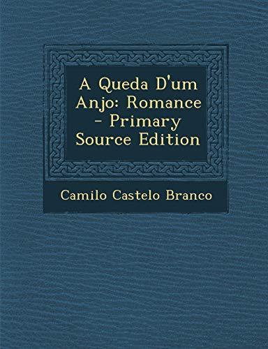 9781294825128: A Queda D'um Anjo: Romance (Portuguese Edition)