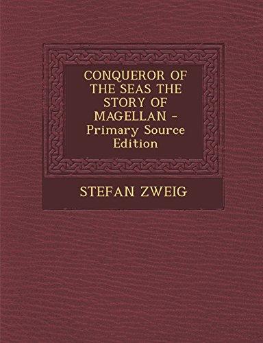 9781294828570: CONQUEROR OF THE SEAS THE STORY OF MAGELLAN