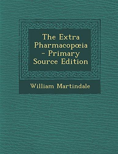 9781294833239: The Extra Pharmacopœia