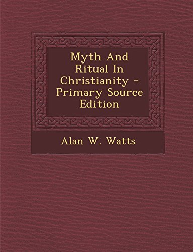 9781294834120: Myth And Ritual In Christianity