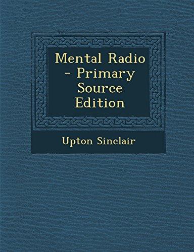 9781294842705: Mental Radio