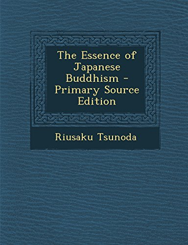 9781294855521: The Essence of Japanese Buddhism