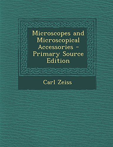 9781294855835: Microscopes and Microscopical Accessories
