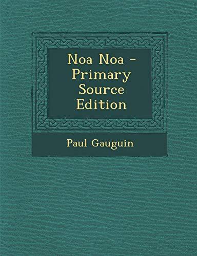 9781294858751: Noa Noa (German Edition)