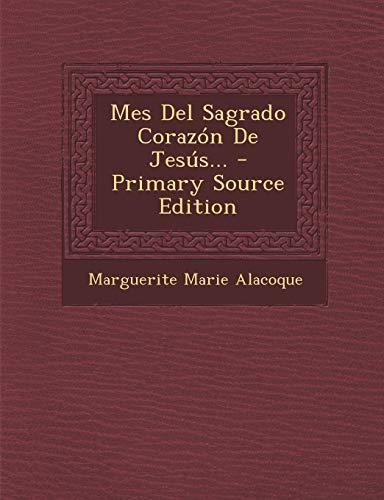 9781294865230: Mes Del Sagrado Corazón De Jesús...