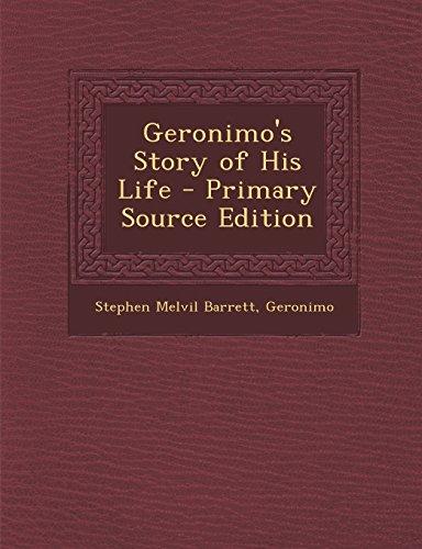 9781294875253: Geronimo's Story of His Life