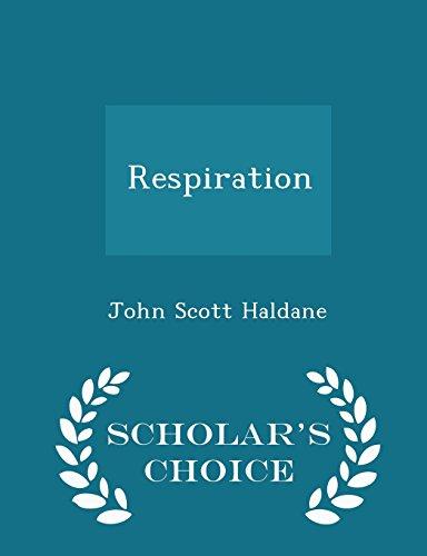 9781294967620: Respiration - Scholar's Choice Edition