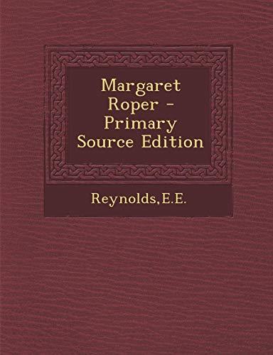 9781295043460: Margaret Roper