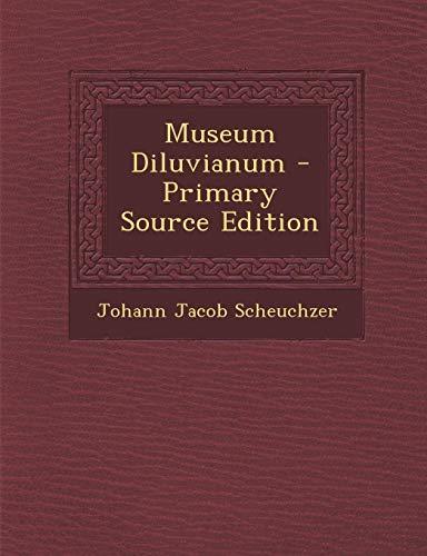 9781295057320: Museum Diluvianum