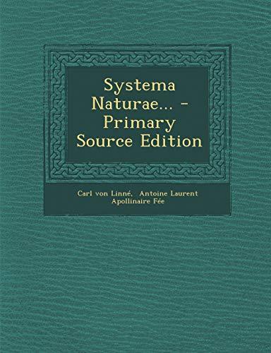 9781295201969: Systema Naturae... (Latin Edition)