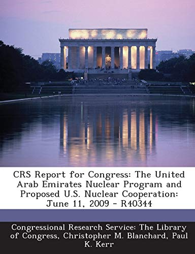 Crs Report for Congress: Christopher M Blanchard