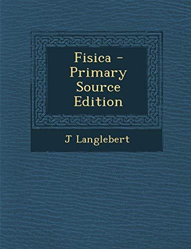 9781295396337: Fisica (Spanish Edition)