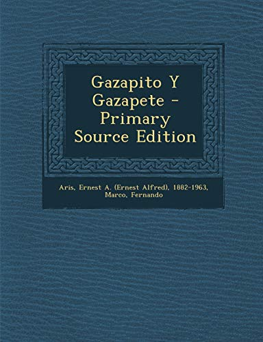 9781295486298: Gazapito Y Gazapete (Spanish Edition)