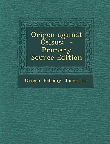 9781295672219: Origen against Celsus