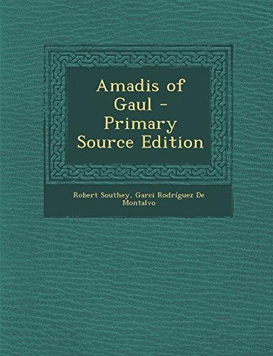 9781295703944: Amadis of Gaul
