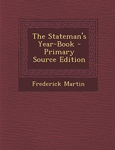 9781295704156: The Stateman's Year-Book