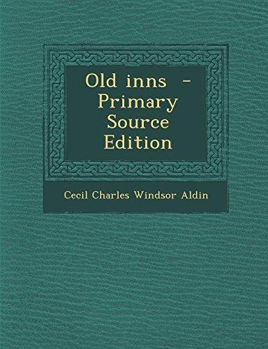 9781295711963: Old inns