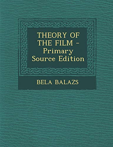9781295811410: THEORY OF THE FILM