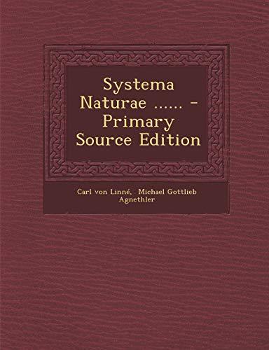 9781295819515: Systema Naturae ...... (Latin Edition)