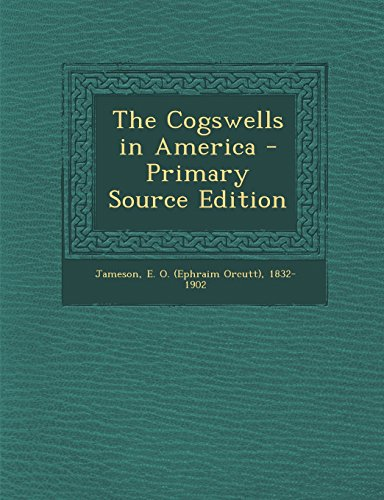 9781295821433: The Cogswells in America
