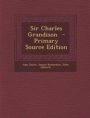 9781295828449: Sir Charles Grandison