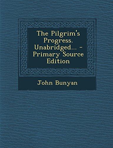 9781295828562: The Pilgrim's Progress. Unabridged...