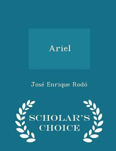 9781296029937: Ariel - Scholar's Choice Edition