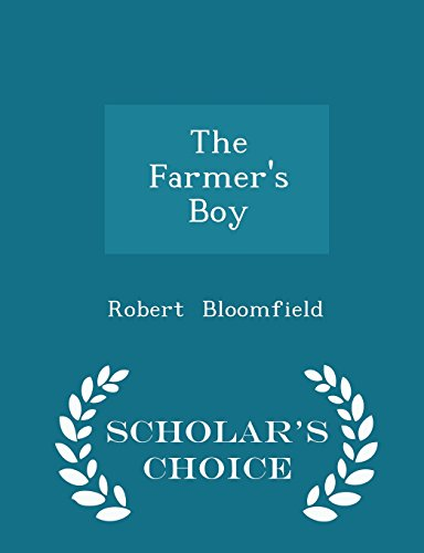 9781296066031: The Farmer's Boy - Scholar's Choice Edition