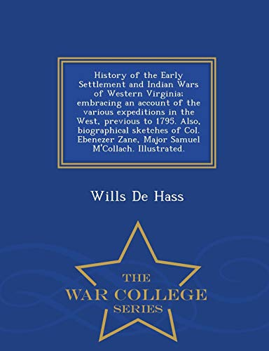 History of the Early Settlement and Indian