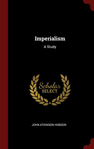 9781296498153: Imperialism: A Study