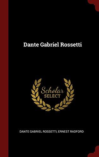 9781296503758: Dante Gabriel Rossetti