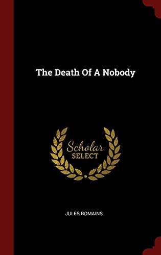 9781296515959: The Death Of A Nobody