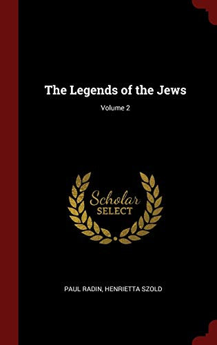 9781296519278: The Legends of the Jews; Volume 2